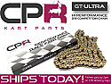 Go Kart Chain GT-ULTRA Premium Race 219 Pitch 104 Links BRAND NEW CHN104U