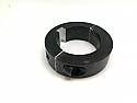 Axle Locking Collar 40mm BLACK non-stock line - marked