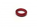 Wheel Spacer Washer 5mm Anodised Red (SHOP SOILED)