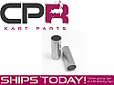 Sleeves for Pedal Bolts Pins Pegs Pair suit Pedals with 10mm ID and Frame Mount with 8mm ID (SET OF 2x BUSHES)